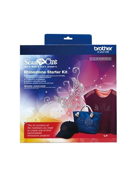 Brother ScanNCut Rhinestone Starter Kit