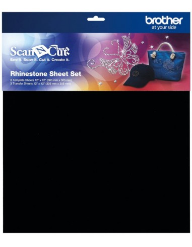 Brother ScanNCut Rhinestone Sheet Set