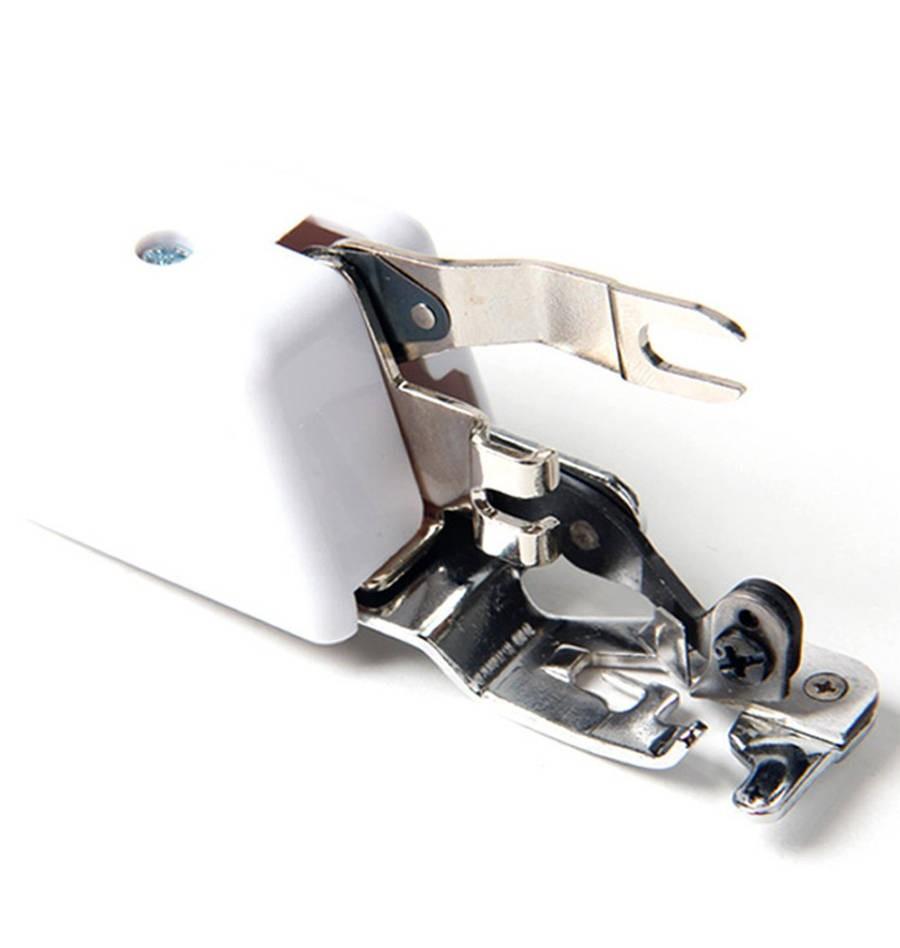 Piedino tagliacuci universale per macchine da cucire for Ricambi macchine da cucire singer