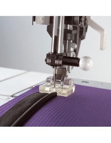 Piedino Lampo Invisibili per Macchine da Cucire Pfaff con IDT