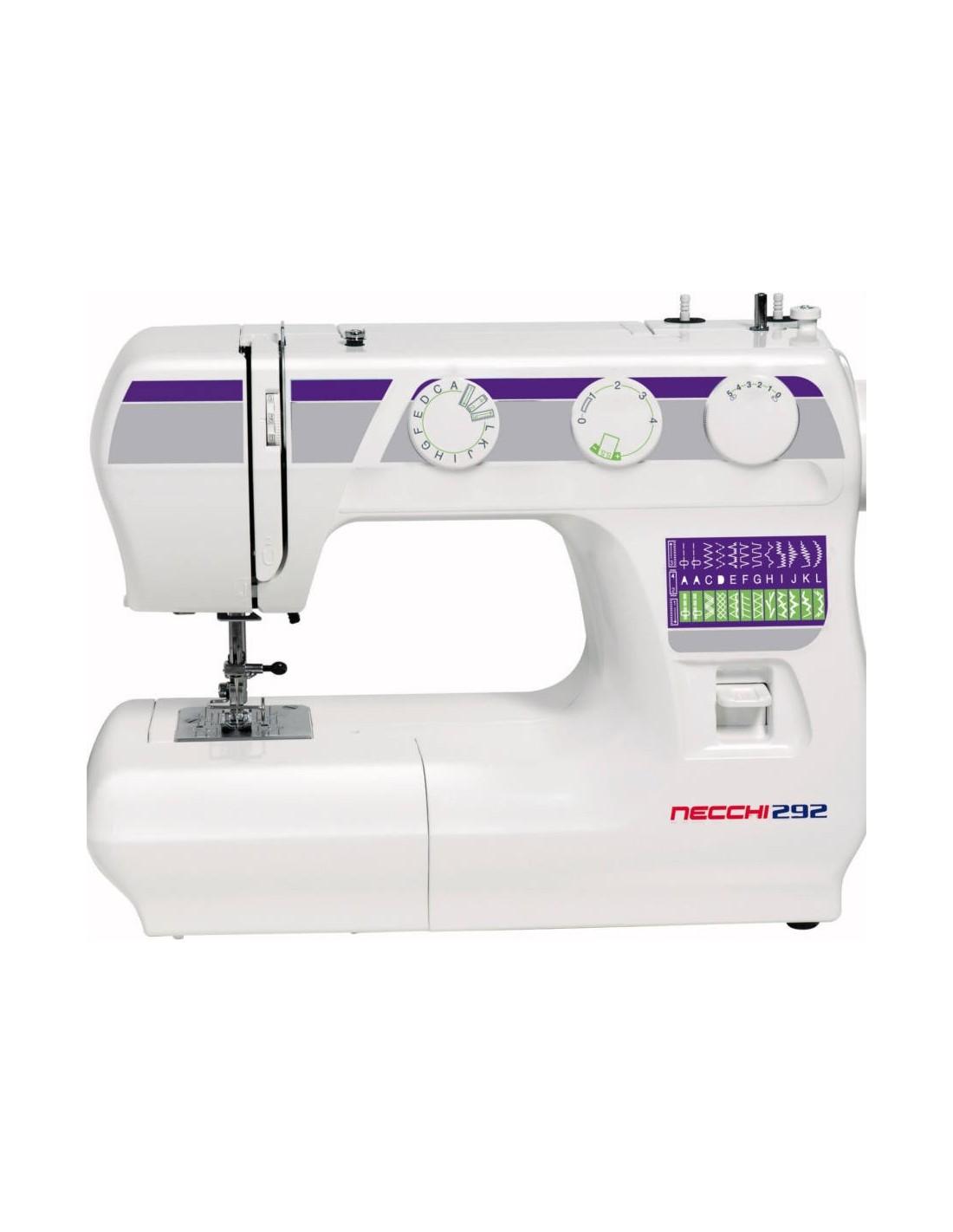 Macchina da cucire necchi 292 macchine per cucire for Cucire macchina