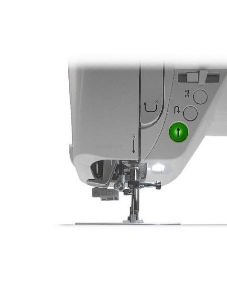 Macchina per Cucire Juki HZL-G120 | Pulsanti Start/Stop Affrancatura punto Ago alto/basso Velocità