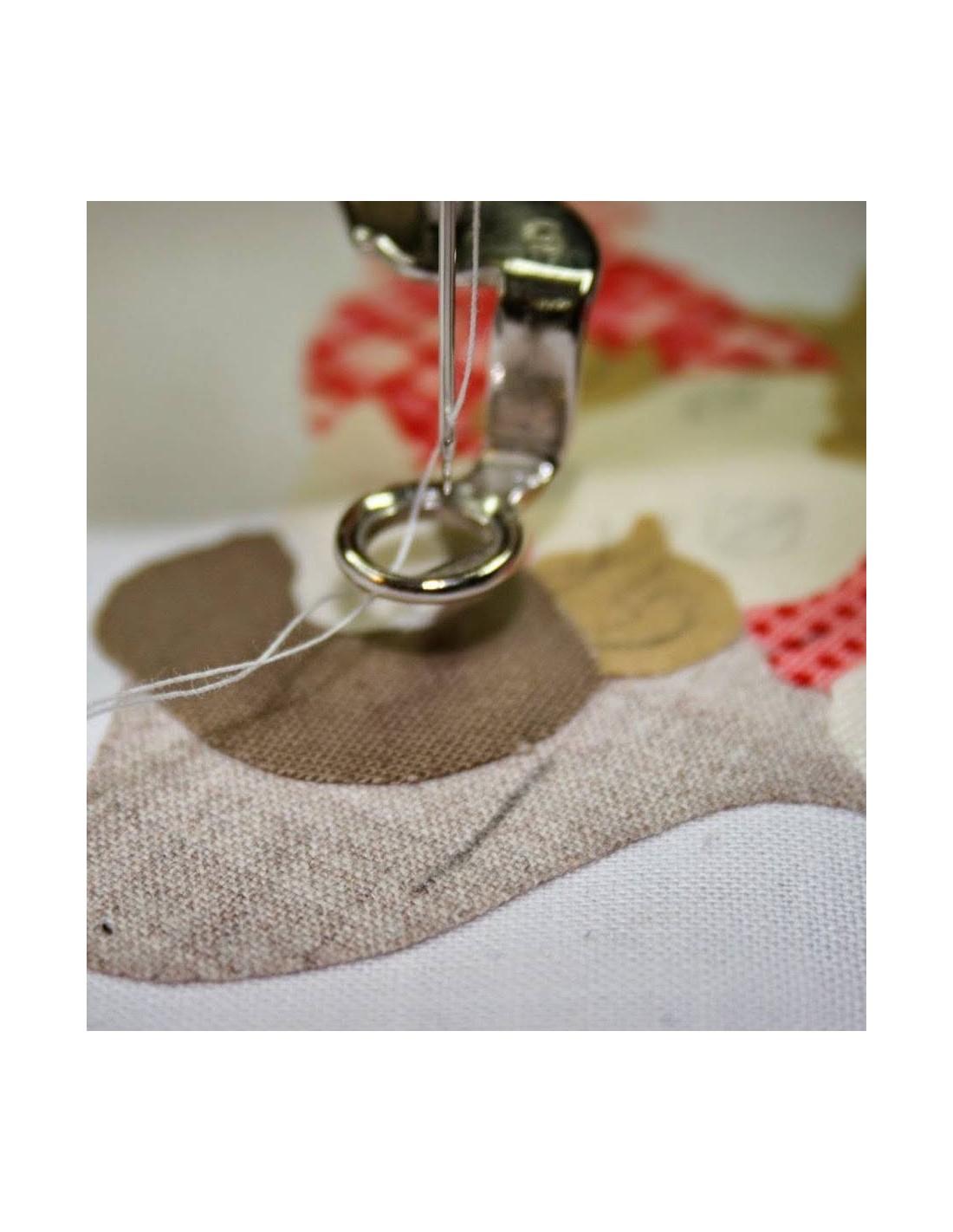 Macchina da cucire come scegliere piedini filo e aghi for Macchina da cucire