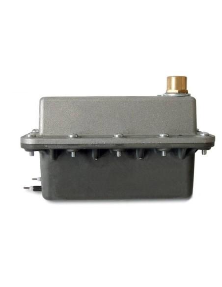 La Caldaia in alluminio del ferro Michilini Unika è trattata con sistema Anticorrosione e garantita 5 Anni