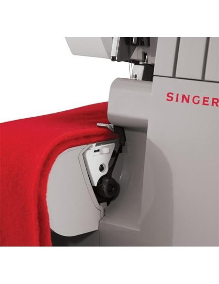 Singer 14SH754 Overlocker Sew easily through thicker fabrics
