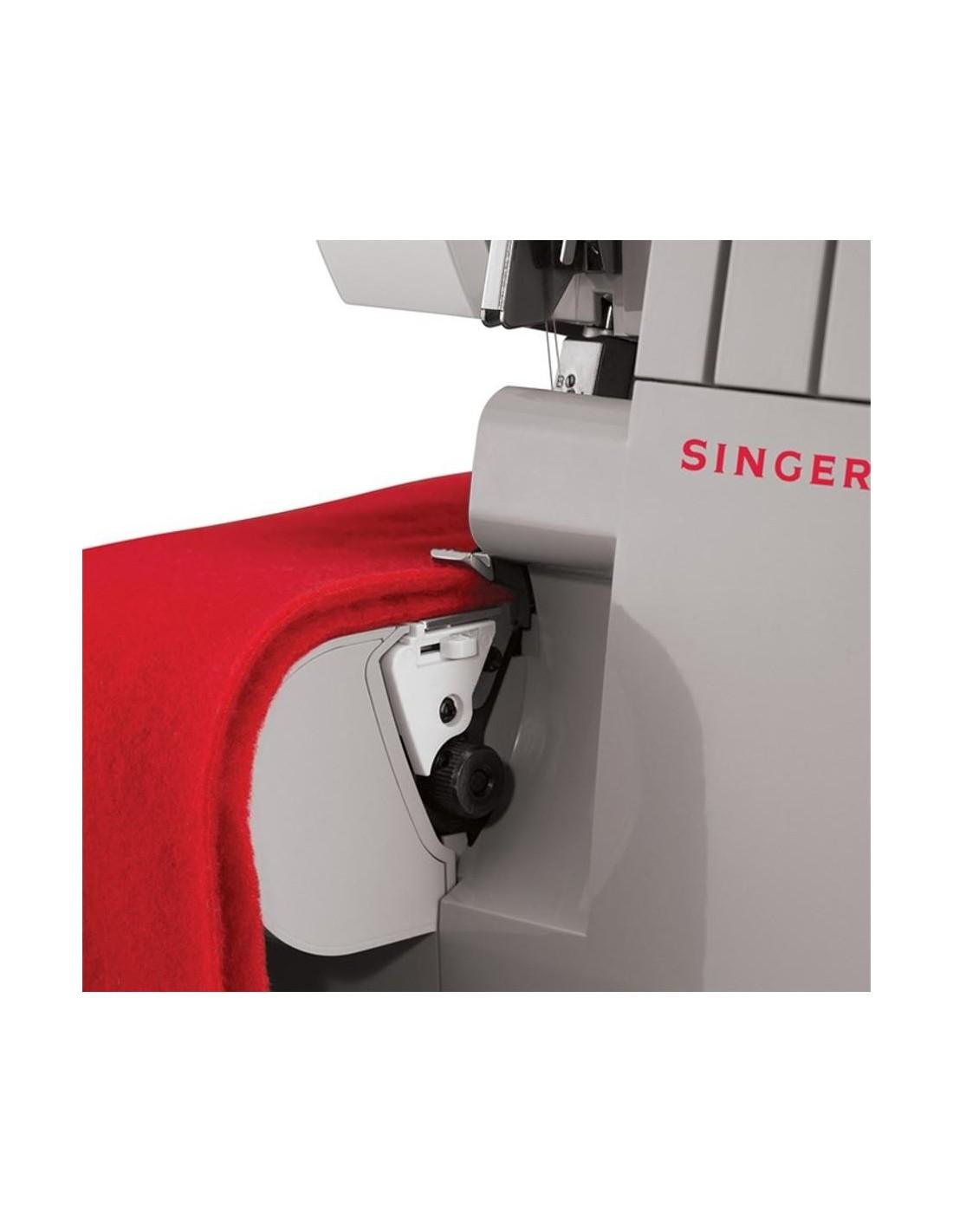 La taglia e cuci Singer sono indicate anche per tessuti spessi