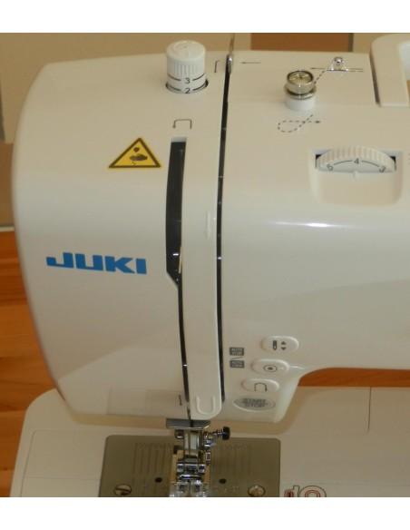 Macchina per Cucire Juki HZL-70H | Pulsanti Ago Basso/Alto Start/Stop Auto-Lock e Fermatura manuale