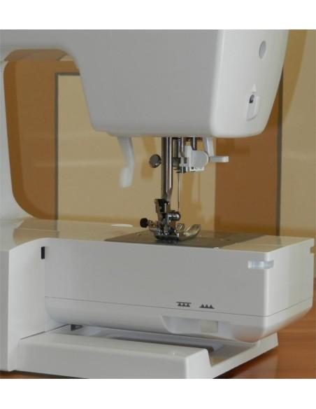 Macchina da Cucire Juki HZL-80H | Esclusione del trasporto del tessuto per quilting e ricamo a mano libera