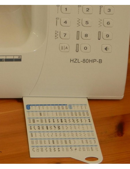 Juki HZL-80H Sewing Machine