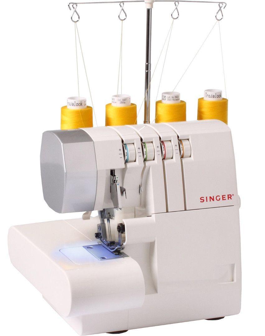 Tagliacuci singer 4 fili 14sh754 con braccio libero for Taglia e cuci necchi