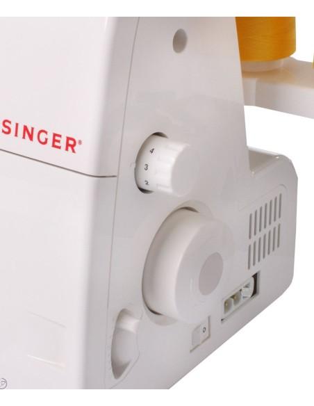 Taglia Cuci Singer 14SH754 | Regolazione lunghezza punto e Differenziale a portata di mano