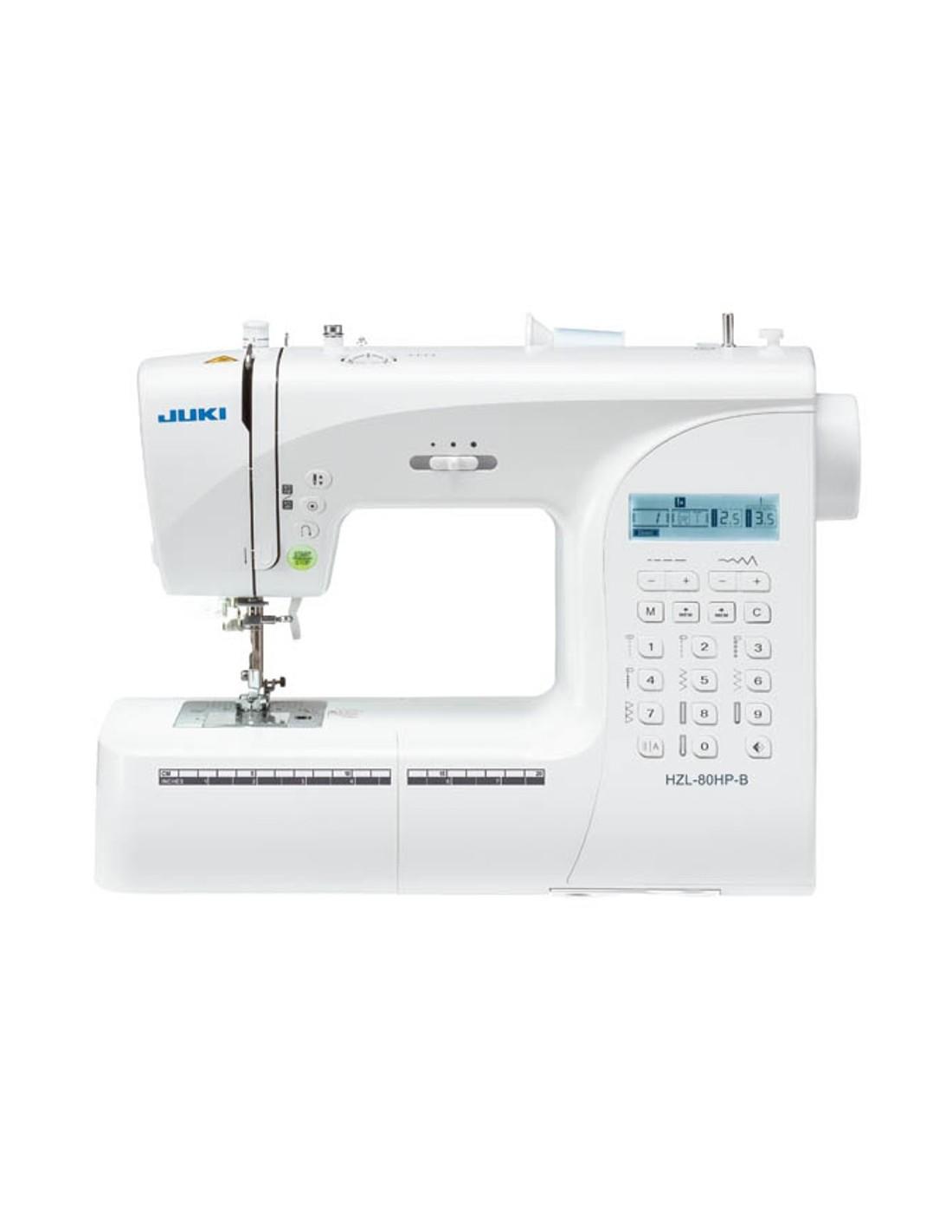 Macchina da cucire juki hzl 80h macchine per cucire for Macchina da cucire