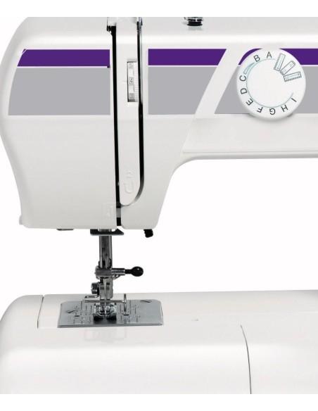 La Macchina per Cucire Necchi 290 è una solida e affidabile meccanica per anni di cucito sicuro