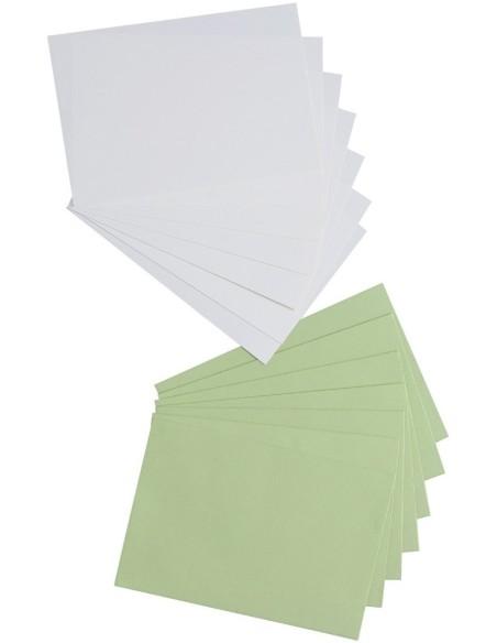 Set Mini Fogli Adesivi Stampabili per Brother ScanNCut