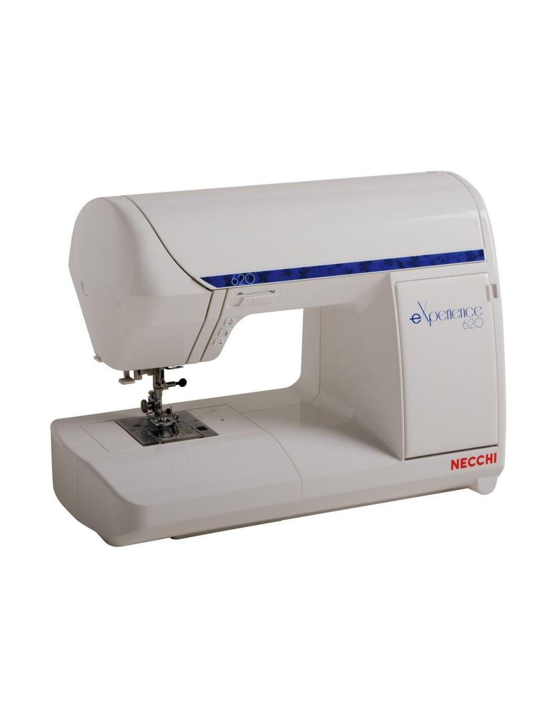 Macchina per cucire necchi 620 experience macchine da for Macchina da cucire