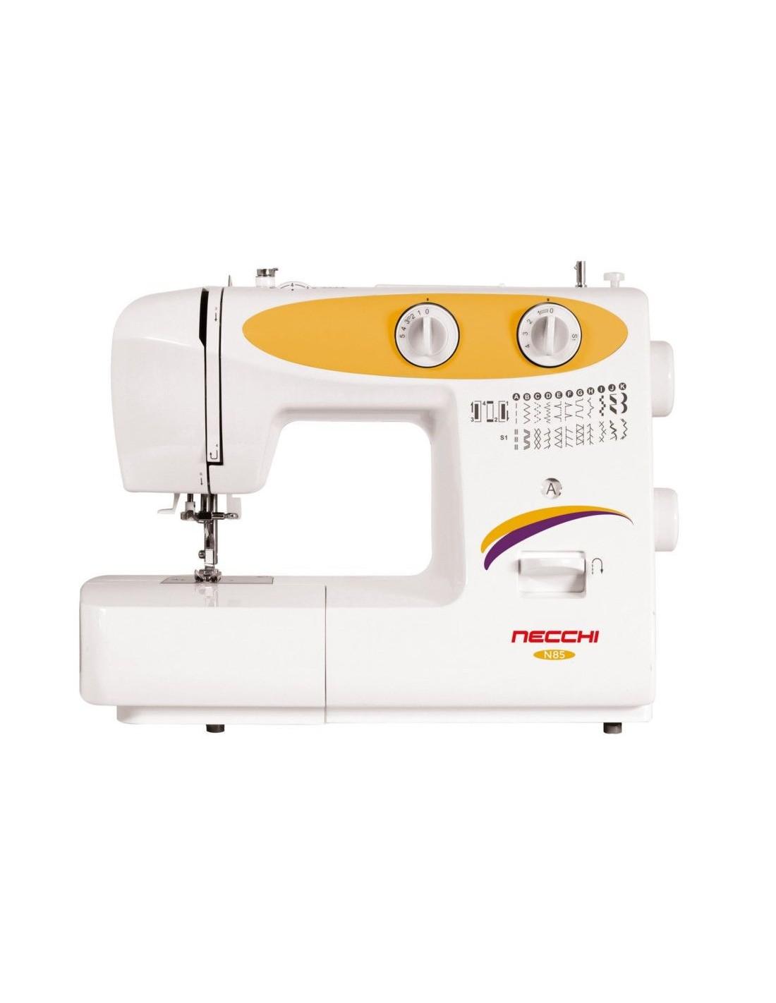 Macchina per cucire necchi n85 macchine per cucire for Macchina per cucire elettrica