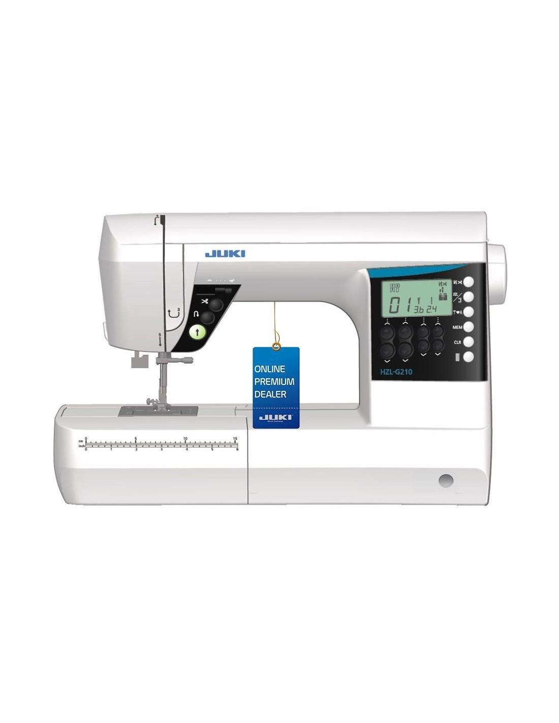 Macchina da cucire juki hzl g210 macchine per cucire - Macchina da cucire ikea opinioni ...