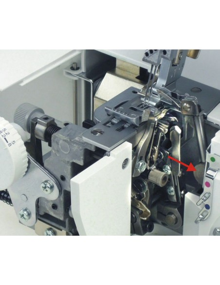 Necchi NCV10A Overlocker Coverstitch Machine