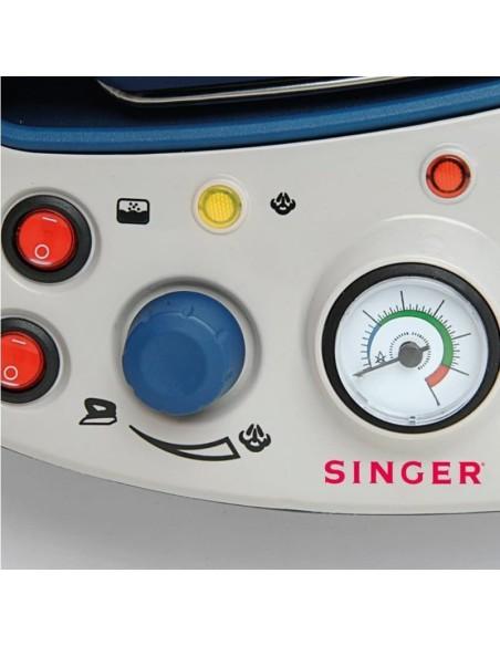 Ferro da Stiro Singer con Caldaia SHG6201   Manometro e Regolazione Vapore
