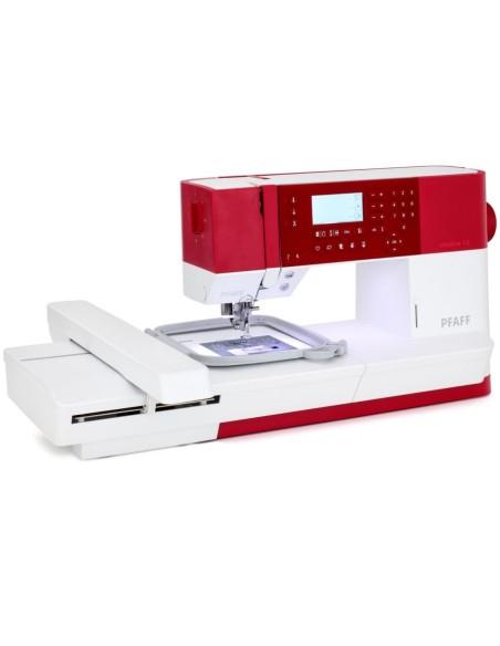 Máquina de Coser y Bordar Pfaff Creative 1.5