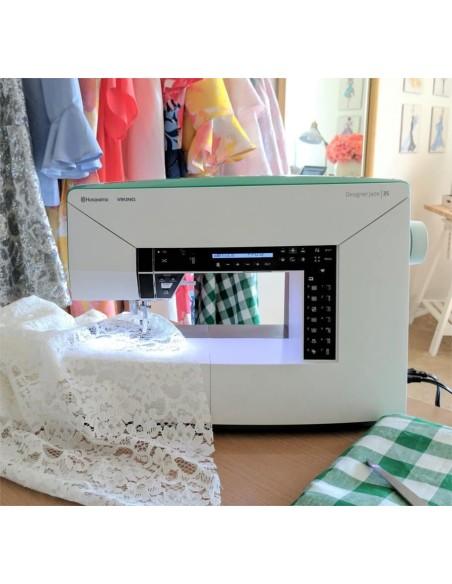 Sewing and Embroidery Machine Husqvarna Viking Designer Jade 35