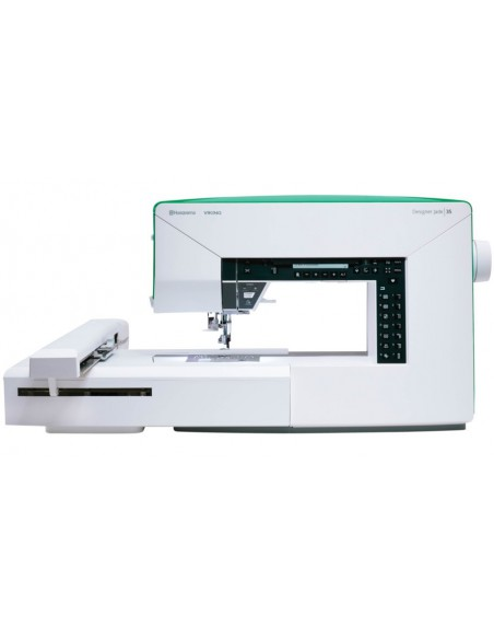 Sewing and Embroidery Machine Husqvarna Viking Designer Jade 35