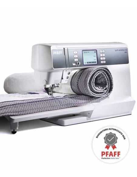 Máquina de Coser Pfaff Quilt Ambition 2.0