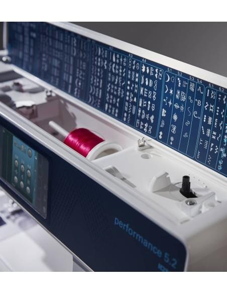 Pfaff Performance 5.2 Sewing Machine | Stitch Cart