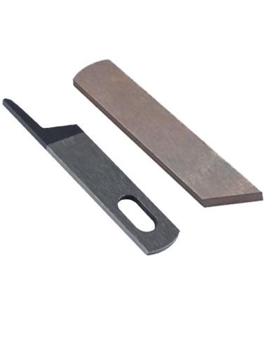 Kit Cuchillos para Remalladoras Juki Bernina