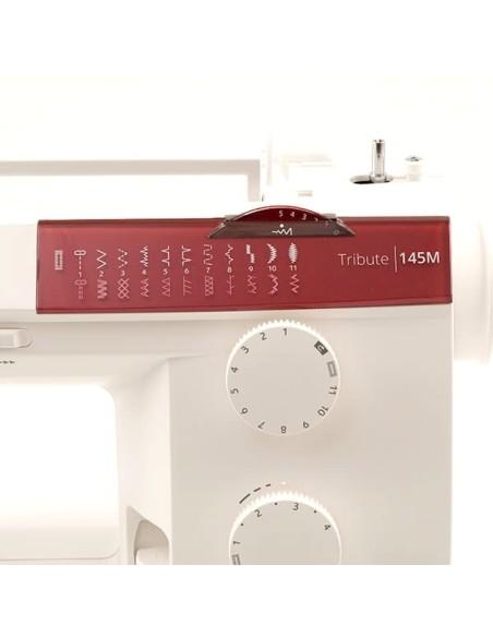 22 stitches programs for Husqvarna Viking Tribute 145M Sewing Machine
