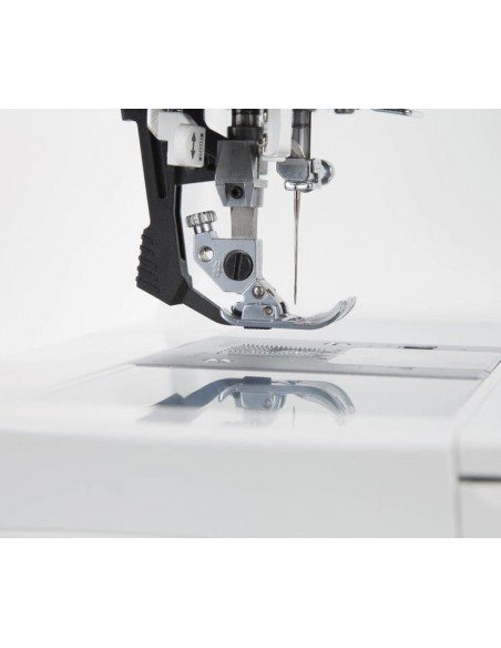 Máquina de Coser Singer Featherweight C240 con Even Feed System