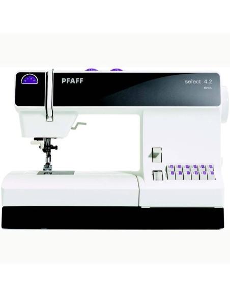 Set Atelier Professionale Macchina da Cucire Pfaff Select 4.2 e Tagliacuci Hobbylock 2.0