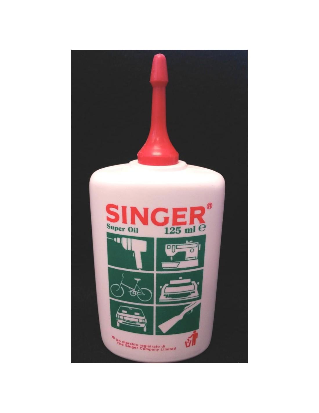 Singer Aceite Lubricante para Máquinas de Coser
