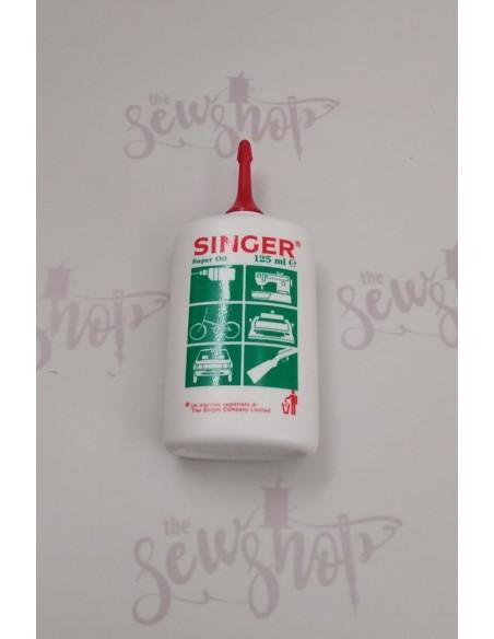 Aceite Lubricante Singer para Máquinas de Coser