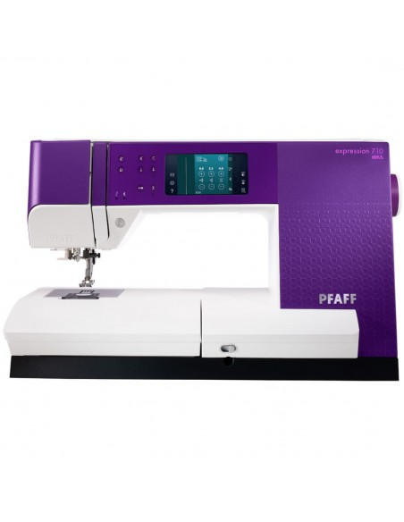 Deja que tu arte vuele con la nueva Máquina de Coser Pfaff Expression 710