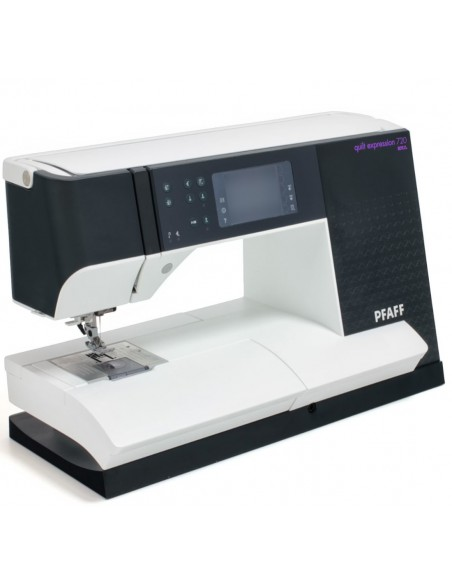 Exceptional features to discover in the Pfaff Quilt Expression 720