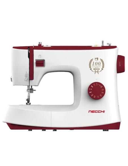 La nuova macchina da cucire portatile Necchi K417A è ideale per principianti