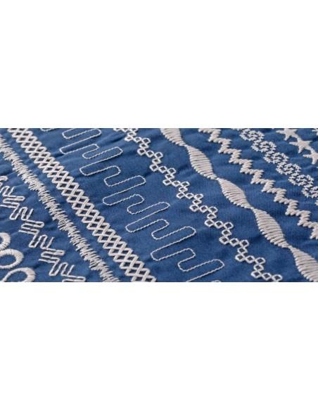 Punti decorativi unici della Pfaff Quilt Expression 720