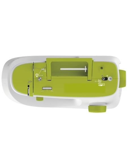 Macchina da cucire portatile ed economica la Necchi K408A