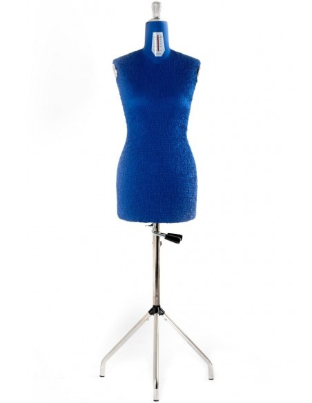 Adjustable Female Tailors Dummy Mannequin 46-58