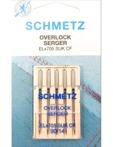 Agujias Schmetz ELx705 Suk para...