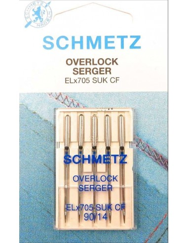 Aiguilles Schmetz ELx705 Suk pour...