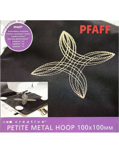 Pfaff Creative Petite Metal Hoop 100x100