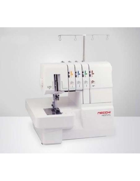 Necchi N4055 Punto Copertura con braccio libero e tensioni dei fili automatiche