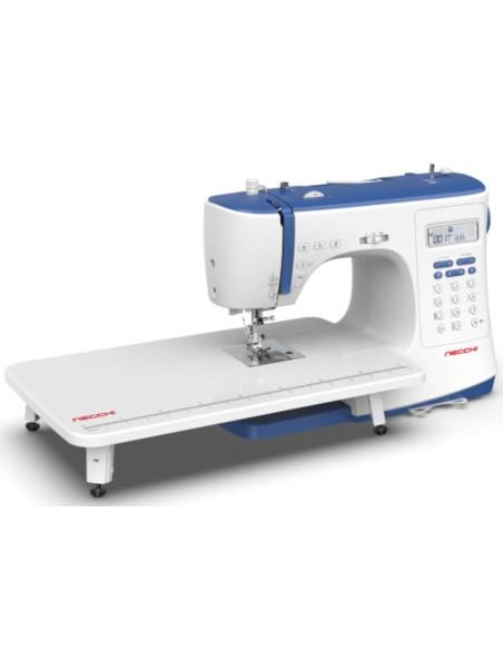 La table d'extension est gratuite avec la machine à coudre Necchi NC103D