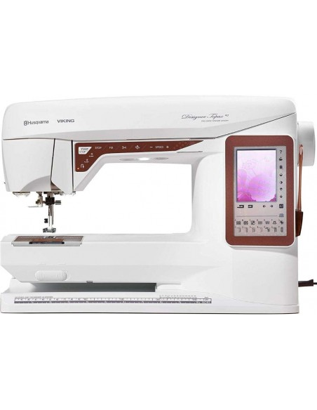 Designer Topaz 40 with large colour touch-screen