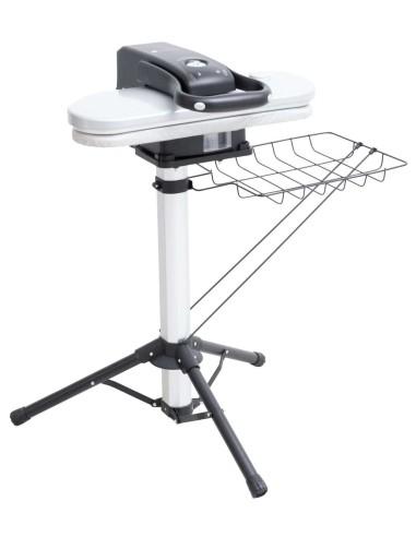 Pressa a Vapore Singer ESP260T con stand ST-07H per stirare comodamente anche da seduti