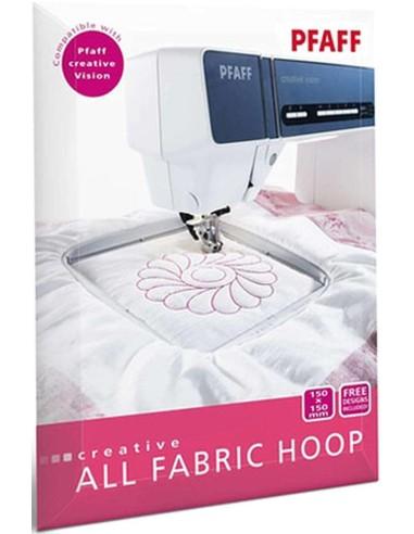 Bastidor All Fabric Hoop II Pfaff...