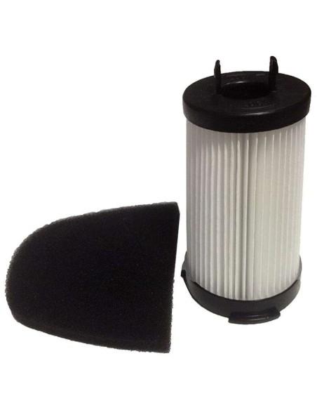 Il kit comprende un filtro hepa e un microfiltro motore