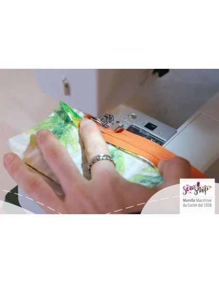 Video corso per principianti per imparare ad utilizzare al meglio la tua macchina per cucire.